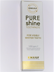 PURE shine valkaiseva hammastahna 75 ml