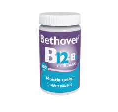 BETHOVER B12+ FOOLIHAPPO + B6 100 TABL