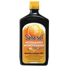 SANA-SOL LIUOS  1 X500 ML
